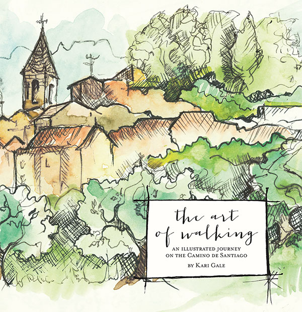 The Art of Walking – Book release 6/9!