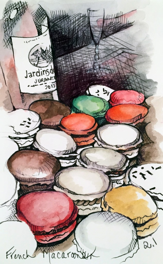 frenchmacaroons