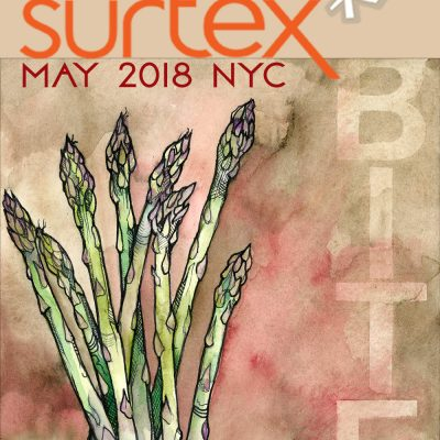 Taking a bite out of the Big apple at Surtex